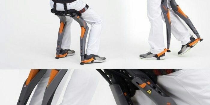 Attention security guards!!! This wearable is for you. NOONEE CHAIRLESS CHAIR