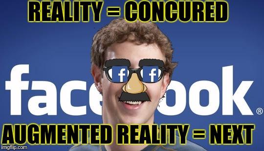 Mark's next reality
