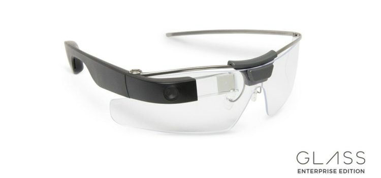 I'll be back? Google Glass enterprise is here.