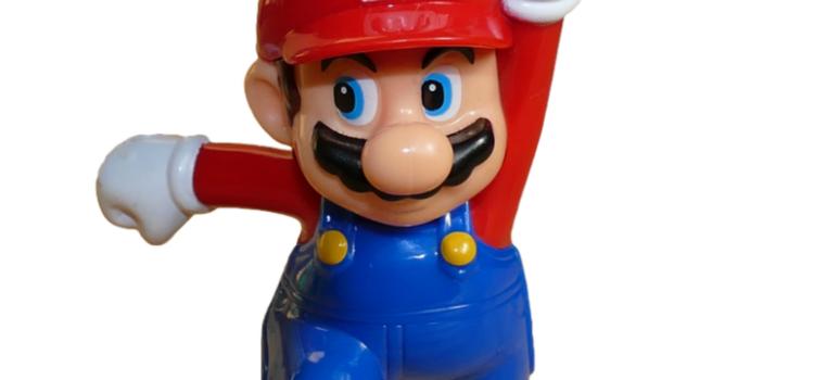 Everybody wants to be like Mario?