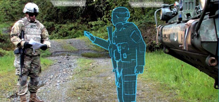 AR VR Battlefield