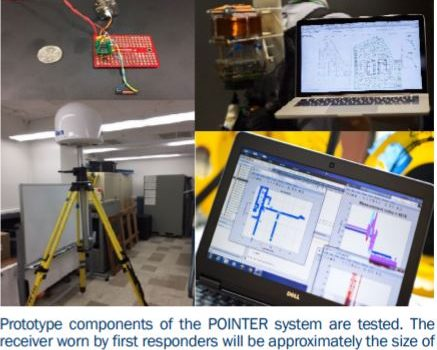 Department of Homeland Security- Precision Outdoor and Indoor Navigation and Tracking for Emergency Responders (POINTER)