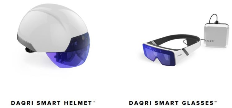 Look out HoloLens, the DAQRI Smart Glasses is here!