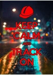Keep on tracking!