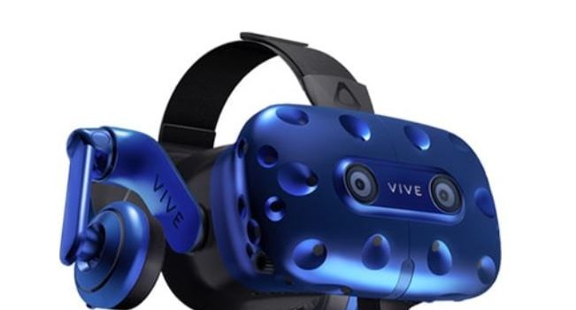 HTC Vive Pro is here