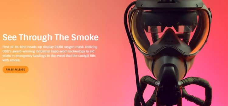 SAVED- Smoke Assured Vision Enhanced Display
