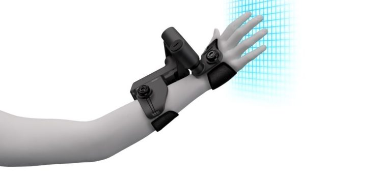 Haptic VR Gloves – Feel the virtual world!