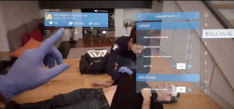 HoloLens – Mixed Reality Telemedicine is coming soon