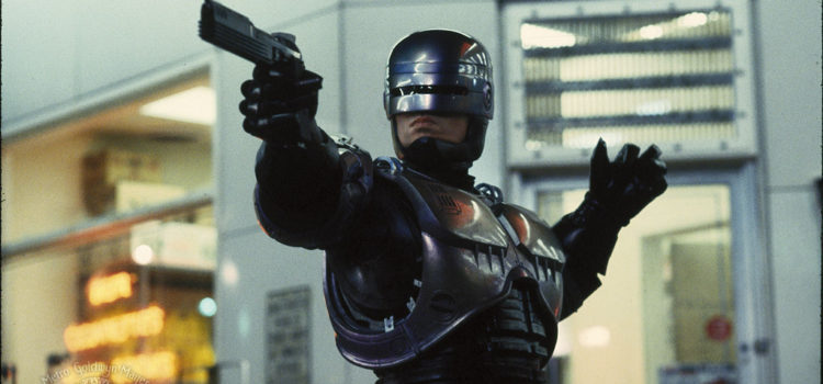 Robocop might not just be a movie concept