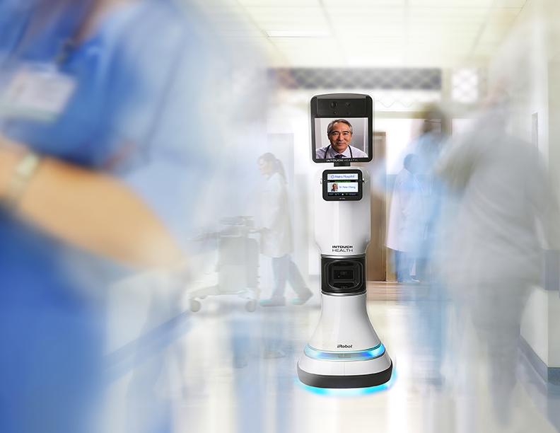 Dr Robots don't have empathy