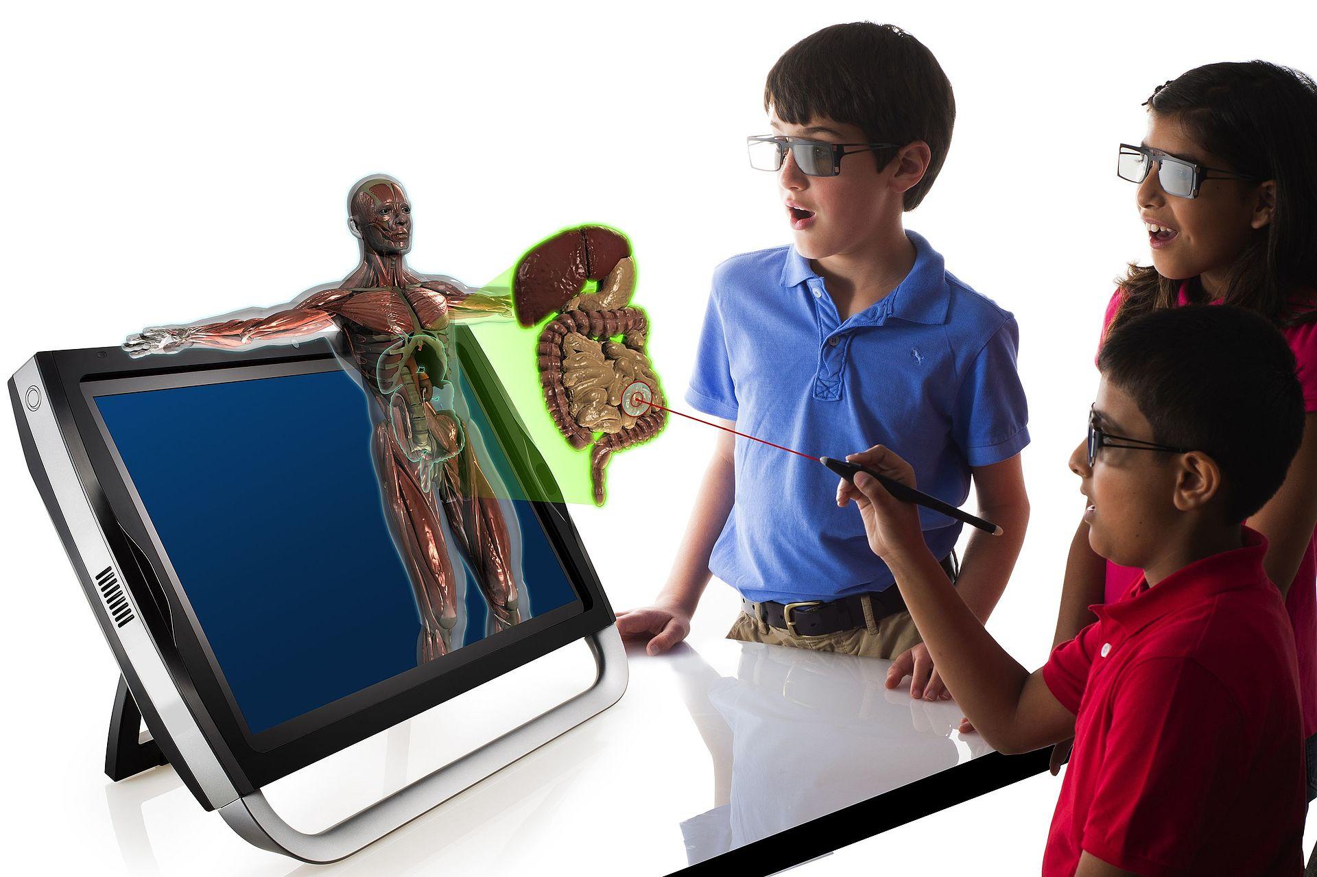 AR/VR learning