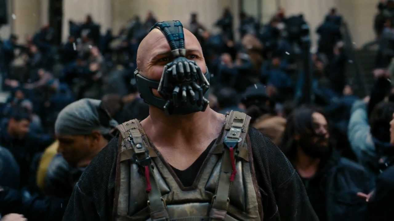 Credit: Batman Movie Bane , youtube